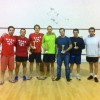 Squash. Gabriel Merchan y Luz Etchechoury campeones de Madrid de squash 2013