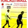 Casi 100 inscritos Cpto. de España de Racket 2014
