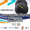 (Horarios) Cpto. de España de Veteranos 2014