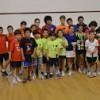 Mario Castillo y Andrea Restrepo campeones de Madrid de squash