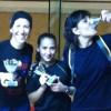 Luz Etchechoury Campeona de Madrid de Squash 2015