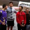 Cpto de España de Squash (Borja Golán y Xisela Aranda campeones)