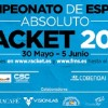 (Racket) Cpto. España 2016