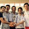 Castellana Sports Club subcampéon de España por equipos
